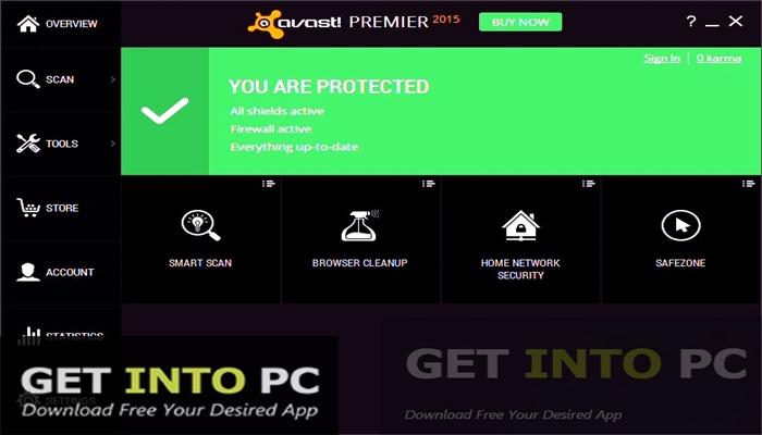 Avast Premiere Antivirus 2016 Final