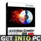 AVS Disc Creator-icon-getintopc