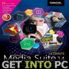 CyberLink Media Suite Ultimate 14.0.0627.0 Multilingual-icon-getintopc