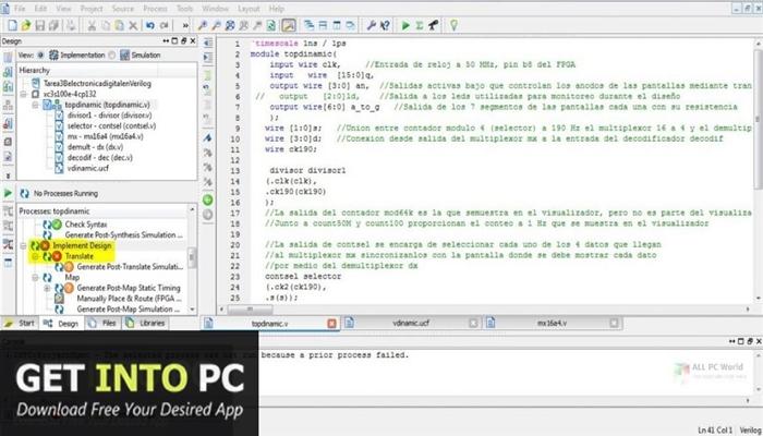 Xilinx ISE Design Suite v14.7