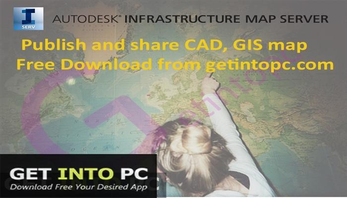 Autodesk Infrastructure Map Server 2014