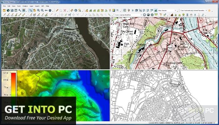 Global Mapper 18