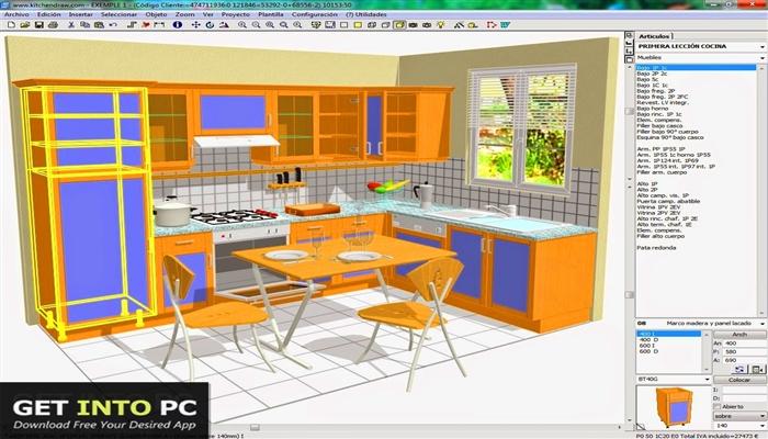 KitchenDraw v6 2010