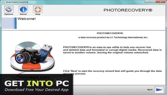 LC Technology PHOTORECOVERY Professional 2019