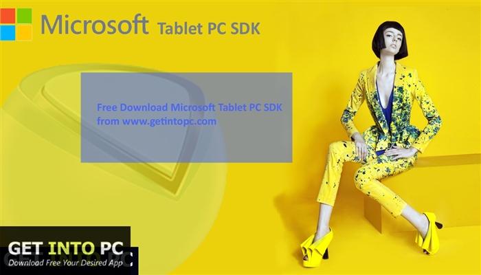 Microsoft Tablet PC SDK