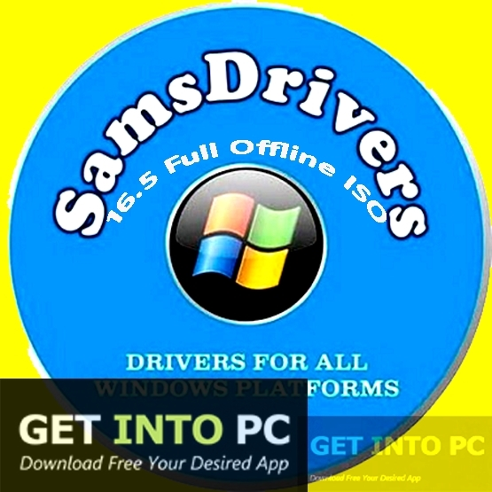 SamDrivers 2019 Full Offline ISO