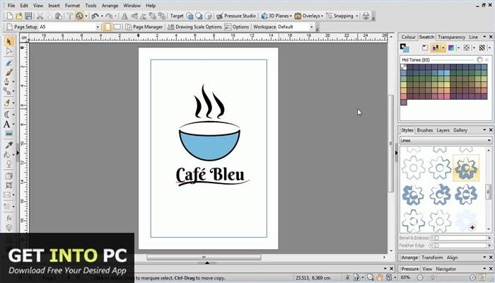 Serif DrawPlus X8 v14.0.0.19