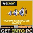 Volume Normalizer Master-icon-getintopc