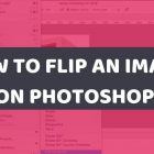How to Flip an Image On Photoshop