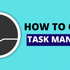 How to Open Task Manager