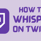 How to Whisper on Twitch