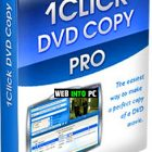 1CLICK DVD Copy Pro web into pc