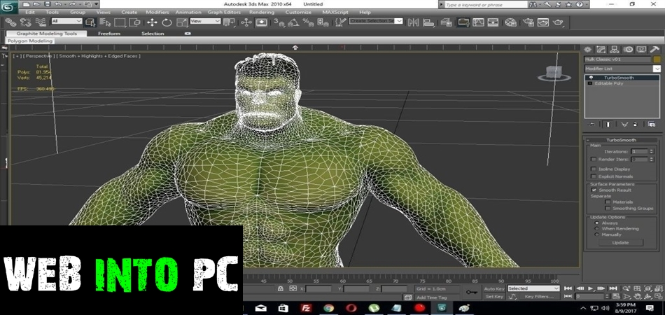 3ds Max 2010-get into pc