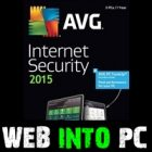 AVG Internet Security 2015 web into pc