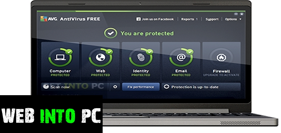 AVG Internet Security 2016-get into pc
