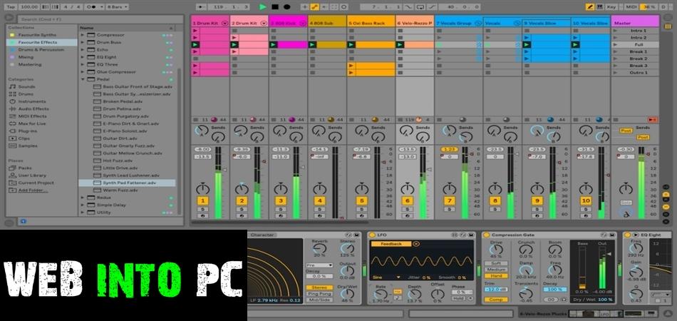 Ableton Live Suite 9.7.5-getintopcs