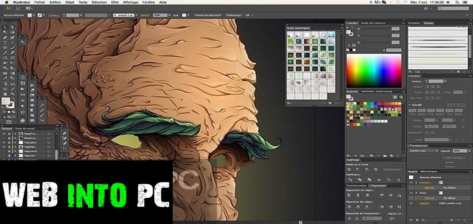 Adobe Illustrator 2018 for Mac-getintopc