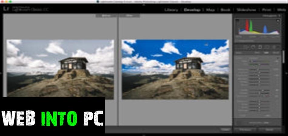 Adobe Photoshop Lightroom Classic 2021-getintodesktop
