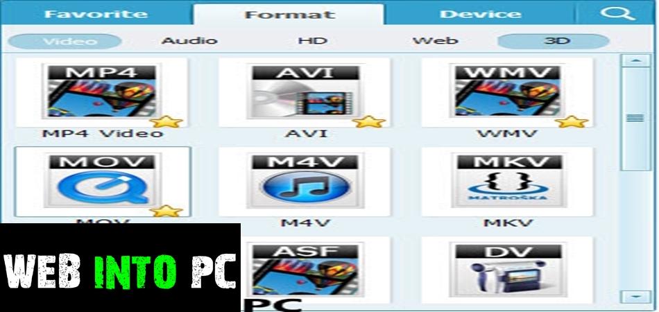 Aimersoft Video Converter-getintopcs