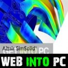 Altair SimSolid 2020 get into pc