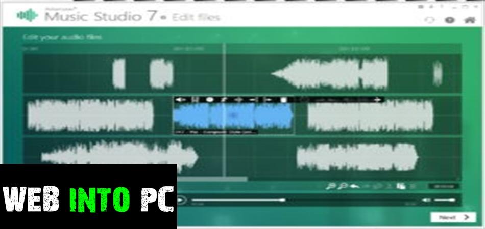 Ashampoo Music Studio-igetintopc