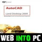 AutoCAD Land Desktop 2009 getintopc