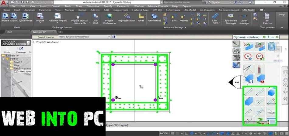 Autodesk Advance Concrete 2017-getintopc