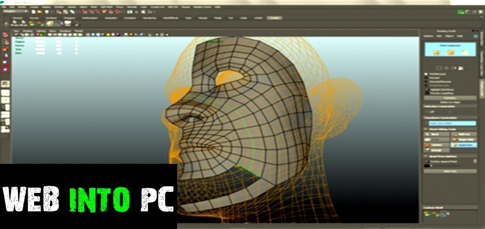 Autodesk Maya 2014-getintopc