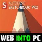 Autodesk SketchBook Pro 2021 web into pc