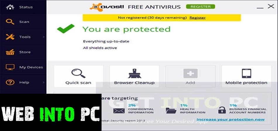Avast Antivirus 2014-get intopc