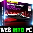 Bitdefender Total Security 2014 Setup getintodesktop