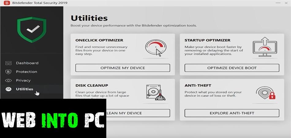 Bitdefender Total Security 2019-igetintopc