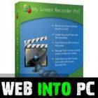 DeskShare My Screen Recorder Pro 2020 web into pc