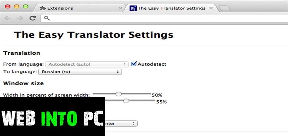 Easy Translator-getintopc