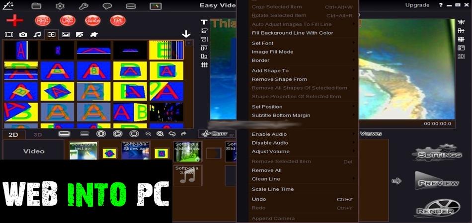 Easy Video Maker 5.05 Platinum Edition 2015-getintopcs