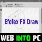 Efofex FX Draw getinto pc