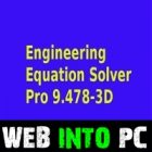 Engineering Equation Solver Pro 9.478-3D getintopcs