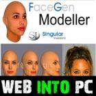 FaceGen Modeller 3.5.3 + Customizer 1.3.1 + Model Sets getintopc
