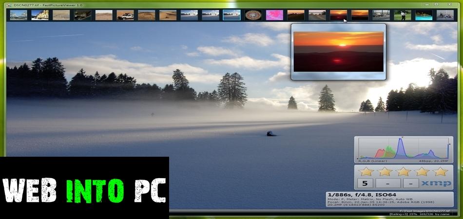 FastPictureViewer-getintopc website