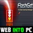FlashGet get into pc