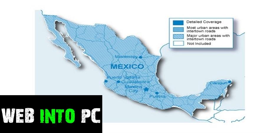 Garmin City Navigator Mexico NT 2016-get into pc