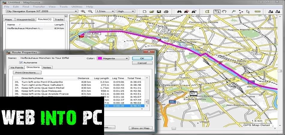 Garmin City Navigator Turkey NT 2016-get into pc