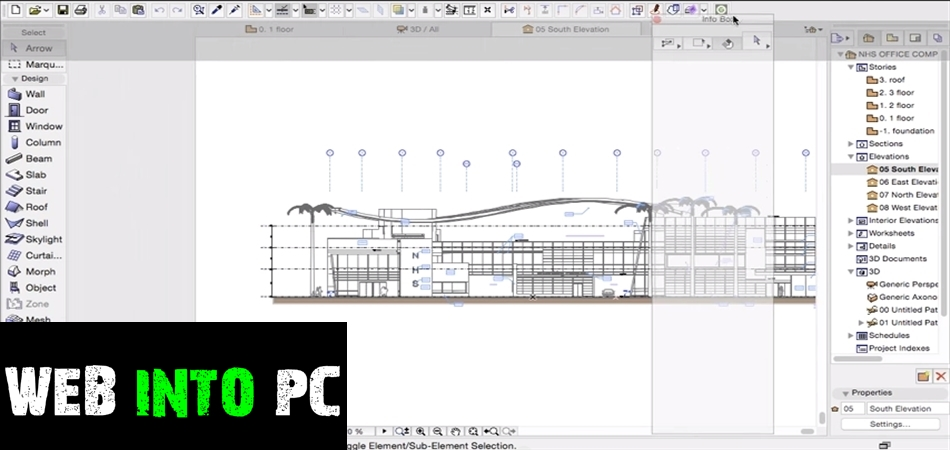 Graphisoft ArchiCAD 19 With Addons-getintopc