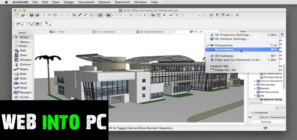 Graphisoft ArchiCAD 19 With Addons-igetintopc