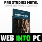 GreyscaleGorilla HDRI Pro Studios METAL 07 getintopc site