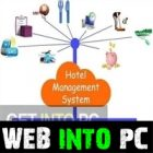Hotel Management System web into pc