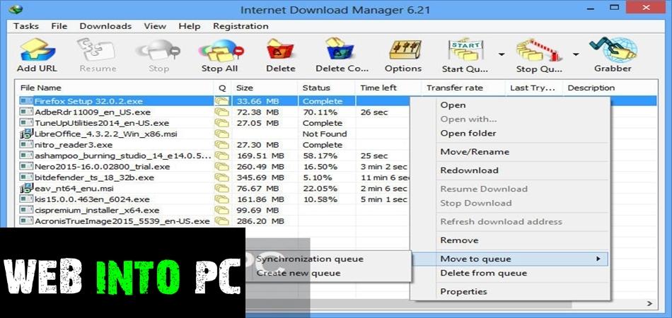 IDM Internet Manager-getintopcs