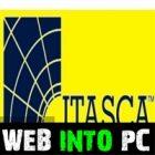 Itasca 3DEC web into pc