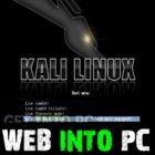 Kali Linux get into pc