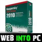 Kaspersky Antivirus 2010 get intopc